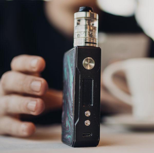 cigarette électronique chez Neovapo